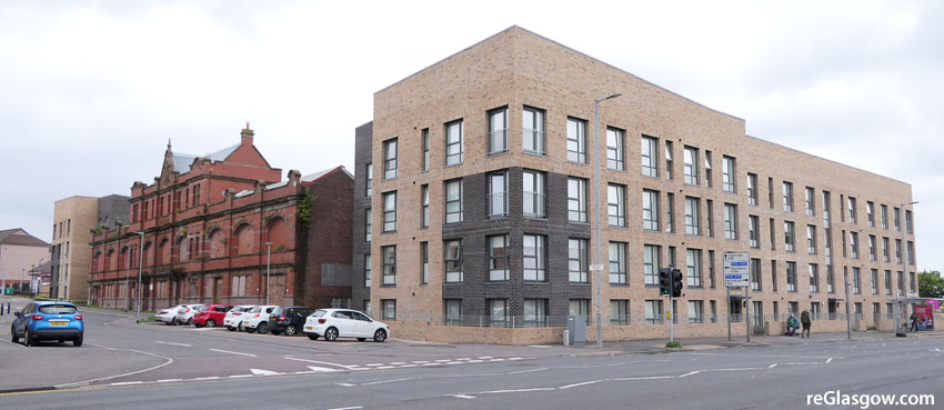 IN Pictures — New Flats Transform Gallowgate Site