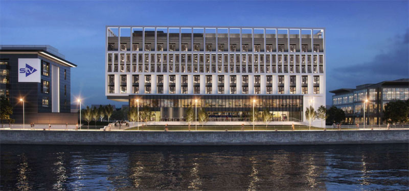 PLANNING Committee In Favour Of Pacific Quay Hotel