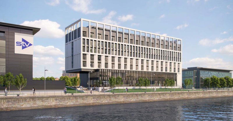 OFFICIALS Say Plan For Glasgow Riverfront Holiday Inn Should Be Rejected