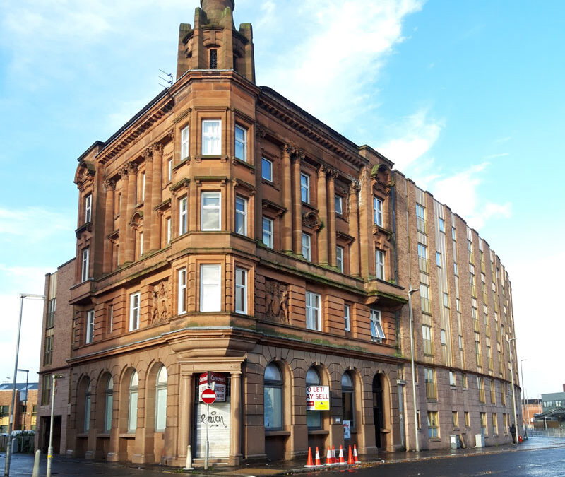 RESTAURANT Use Approved For B-Listed Former Bank Building