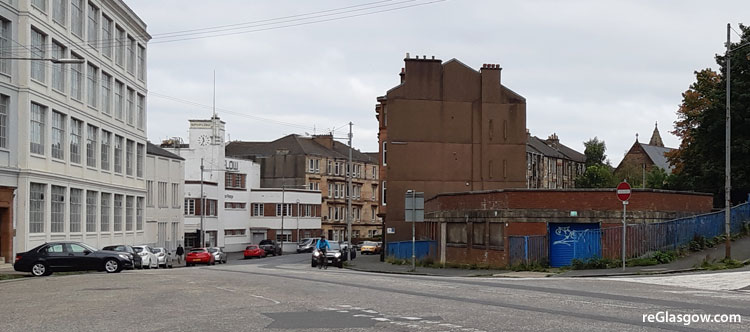 PERMISSION Sought For Block Of Flats On Glasgow's South Side