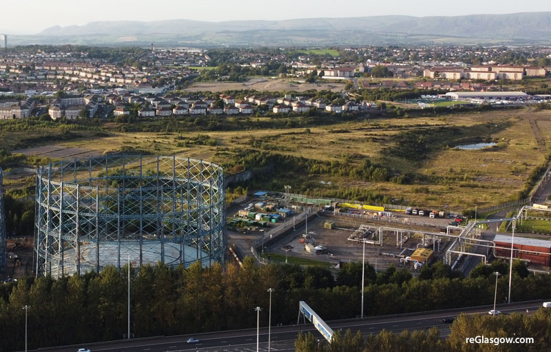 APPROVAL Given For Old Gasworks Site To Be Used For Prison