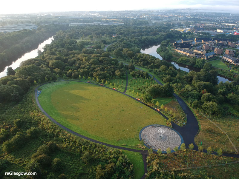 GO-Ahead Given For Major Expansion Of River Clyde Urban Park