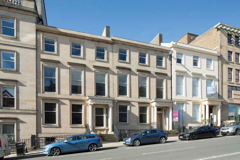 INSURANCE Firm Take Space At Flexible City Centre Office Building