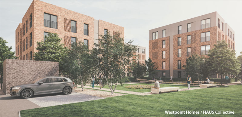 DEVELOPER Submits Application For Apartments At Disused Southside Council Yard