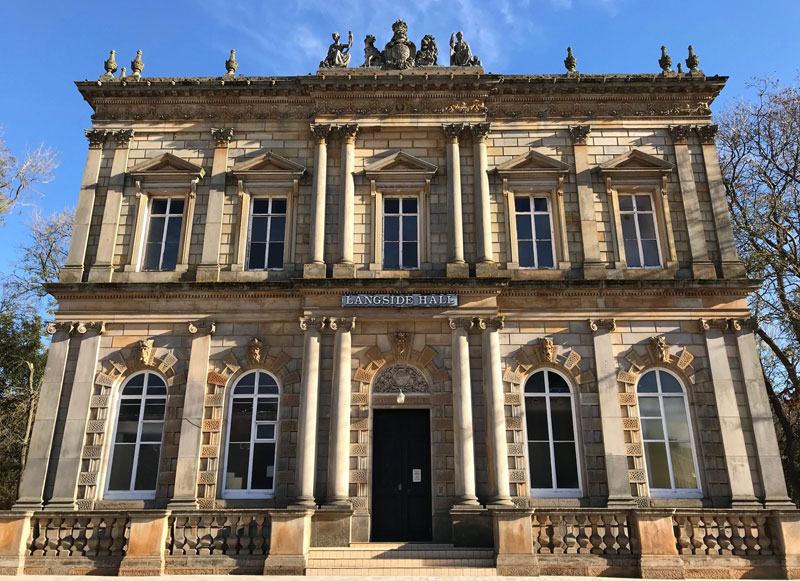 FEASIBILITY Study Commissioned Into Future Of Historic Southside Halls