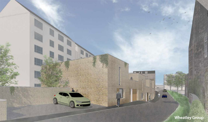 PLANNERS Reject Application For Mews-Style Properties In West End Lane