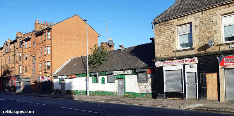 FORMER Parkhead Pub To Make Way For Apartment Block
