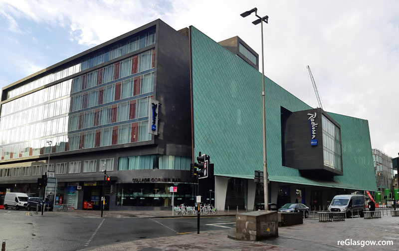 EXTRA Floors Among Changes Proposed For Glasgow City Centre Hotel