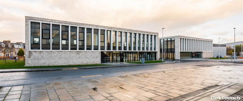 NEW Rutherglen Offices On The Market For Tenants