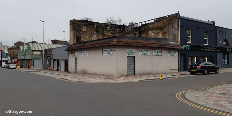 'INCONGRUOUS' Plan For Flats At Barras Pub Site Is Rejected